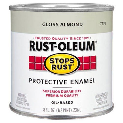 Rust Oleum 7770730 2 Pint 8 Ounce Protective