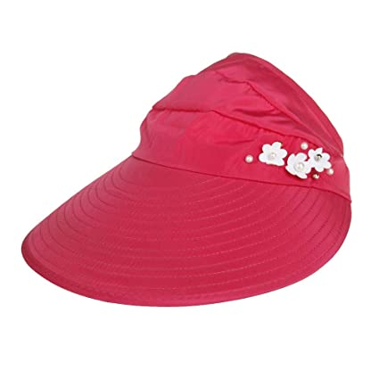 30bbd60122229c Egmy💐 Clearance Sale ❤ Newest Women's Outdoor Beach Sunscreen Cap UV  Protection