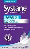 Systane Balance Lubricant Eye Drops, Restorative