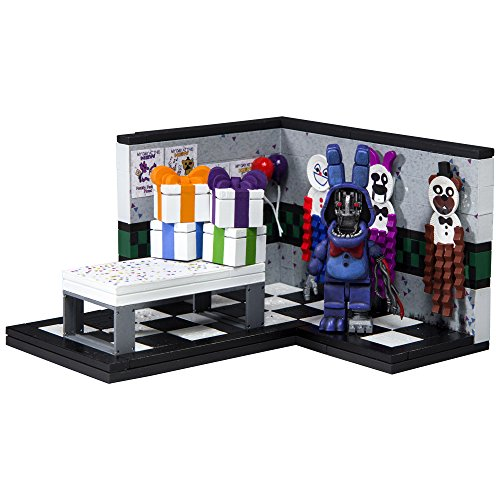 McFarlane Toys Five Nights at Freddy's Paper Pals Party Small Construction Set -