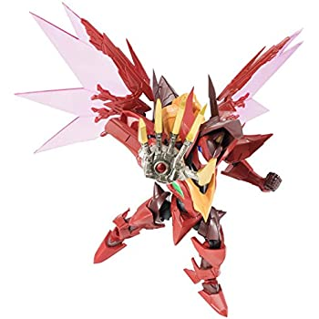 "Bandai Tamashii Nations NXEDGESTYLE Guren Type-08 Elements ""Seiten"" ""Code Geass: Lelouch of The Rebellion"" Action Figure"