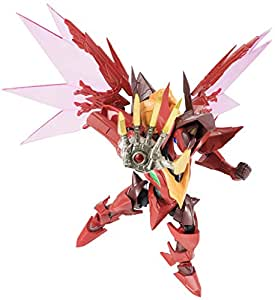"Bandai Tamashii Nations NXEDGESTYLE Guren Type-08 Elements ""Seiten"" ""Code Geass: Lelouch of The Rebellion"" Action Figure"