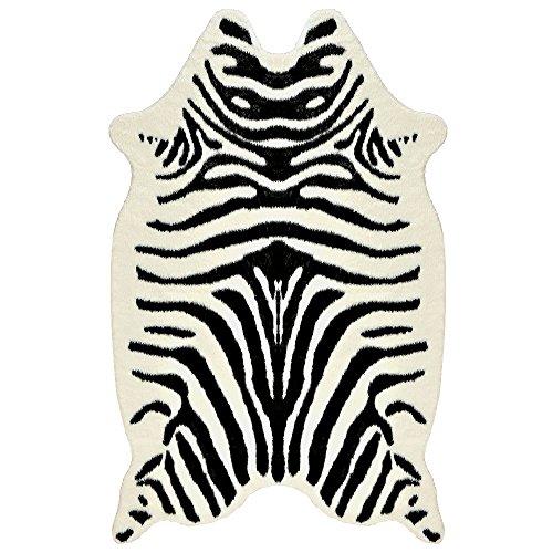 Zebra Rug - 5
