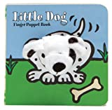 Little Dog: Finger Puppet Book, Image Books, 1452129150