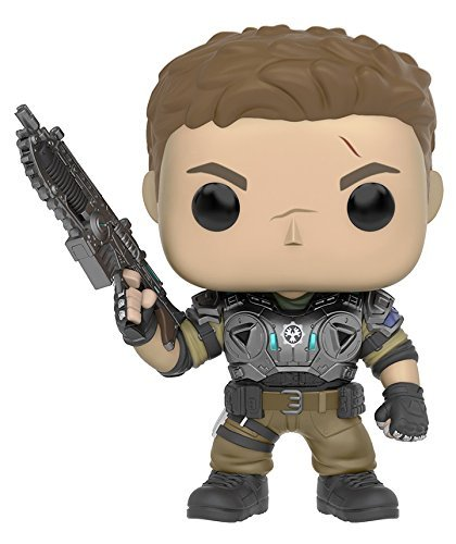 Funko POP Games: Gears of War - JD (Armored) Action - Miami Westland