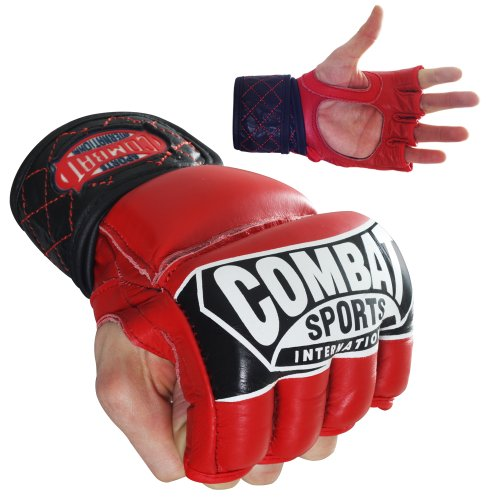 Combat Sports Mma Bag Gloves (Combat Sports Pro-Style MMA Gloves (X-Large))