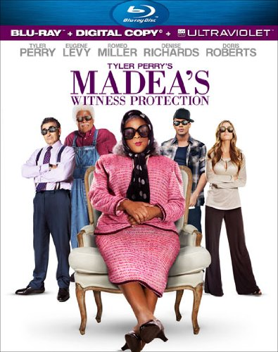 Tyler Perry's Madea's Witness Protection [Blu-ray + Digital]