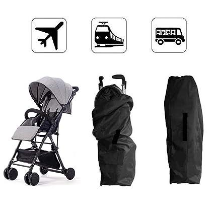 Danolt - Bolsa de viaje para cochecito de bebé, impermeable, a prueba de polvo