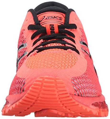 Asics mujer gel-quantum 360cm Running Shoe Flash Coral/Black/Silver