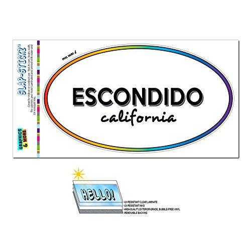 graphics-and-more-rainbow-euro-oval-window-laminated-sticker-california-ca-city-state-cyp-gar-escond