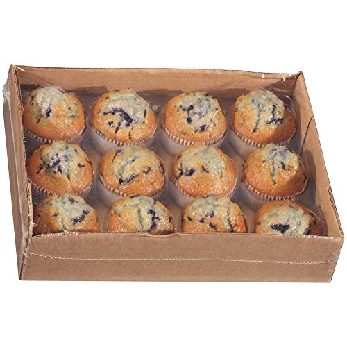Chef Pierre Large Blueberry Muffin, 4.25 Ounce -- 48 per case. by Sara Lee (Image #2)