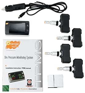 Orange Electronic P409S Retrofit Tire Pressure Monitoring System