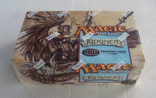 (Magic the Gathering MTG JUDGMENT 36ct Factory Sealed Booster Box English ^G#fbhre-h4 8rdsf-tg1383019)