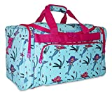 Ever Moda Mermaid Duffle Bag