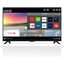 LG Electronics 55-Inch 4K Ultra HD 60Hz Smart LED TV (55UB8200) (Discontinued by Manufacturer)