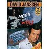 [Double Feature DVD] David Janssen in Moon of the Wolf & Prisoner in the Middle (a.k.a. War Head) from Movie Classics by David Janssen