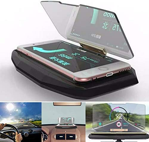 Ambility Bracket Phone Stand Holder Head-up Display Mobile Phone ...