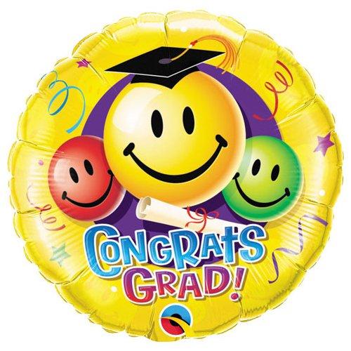 Qualatex 29951 Foil Balloon 18 Multicolor