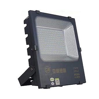 Proyector 50W - Luz de inundación con sensor Super brillante PIR ...