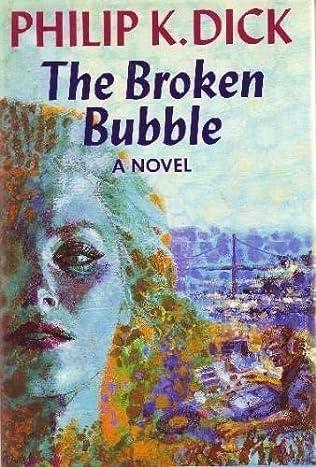 book cover of The Broken Bubble