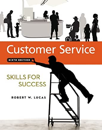 Customer service skills for success book