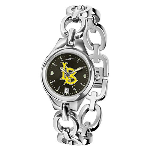 California State (Long Beach) Dirtbags Eclipse Ladies Watch with AnoChrome Dial by SunTime