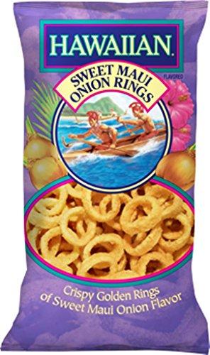 Hawaiian Rings, Sweet Maui Onion, 4 Ounce (Pack of 15)