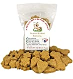 Peanut Butter Banana Dog Cookies Made In Idaho