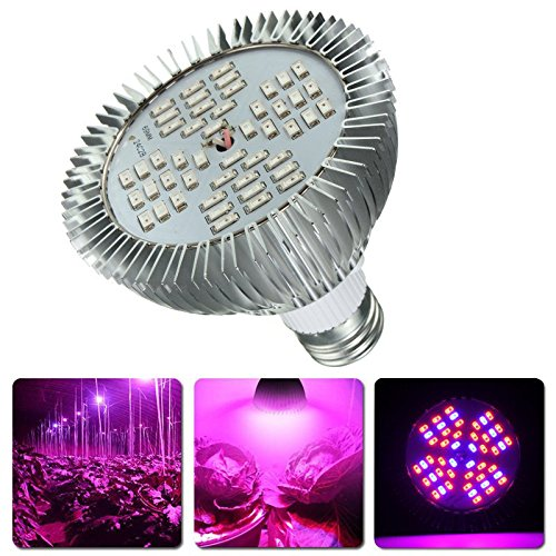 12W E27 Full Spectrum LED Hydroponic Plant Grow Light Bulb Indoor Growing - Shopping Spectrum Center