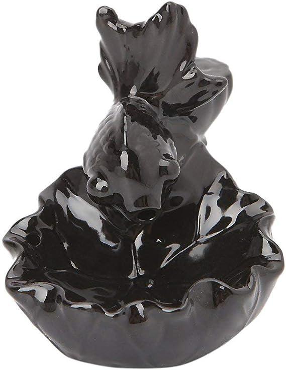 SimpleLife クリエイティブタワーセラミック香炉バーナーフレグランスホルダー逆流香炉12スタイル