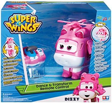 Super Wings – Dizzy – Tanzende & Wandelbare RC Spielfigur 16