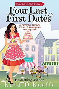 Four Last First Dates by Kate O'Keeffe ebook deal