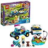 LEGO Friends Stephanie's Buggy & Trailer 41364 Building Kit , New...