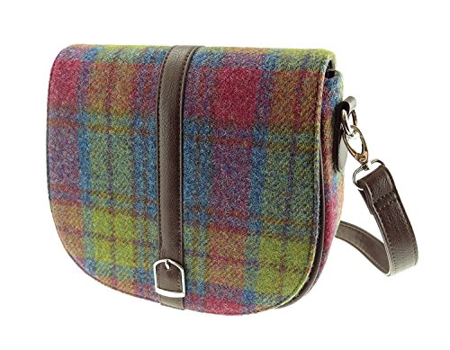 Ladies LB1000 Beauly Bag Shoulder Various Col46 In Colours Harris Tweed 5Ix8wRBg