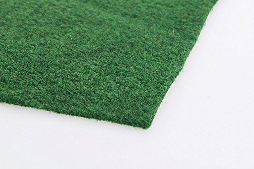 2m x 1m | 3mm Grass Carpet Pile Height Artificial Grass Looking Astro Garden Lawn | High Density Fake Turf