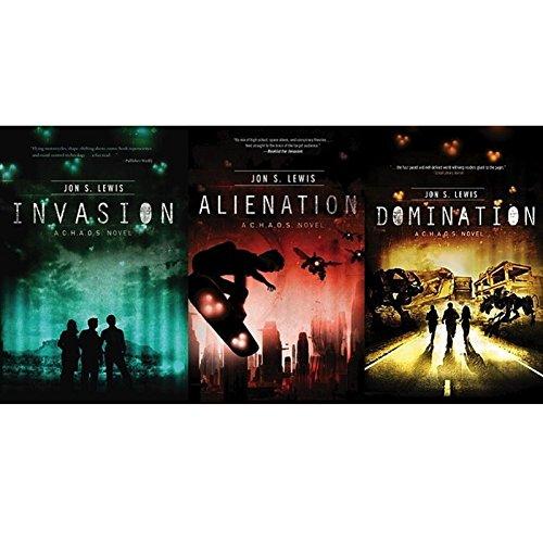 Invasion / Alienation / Domination - 3 Book Series Set