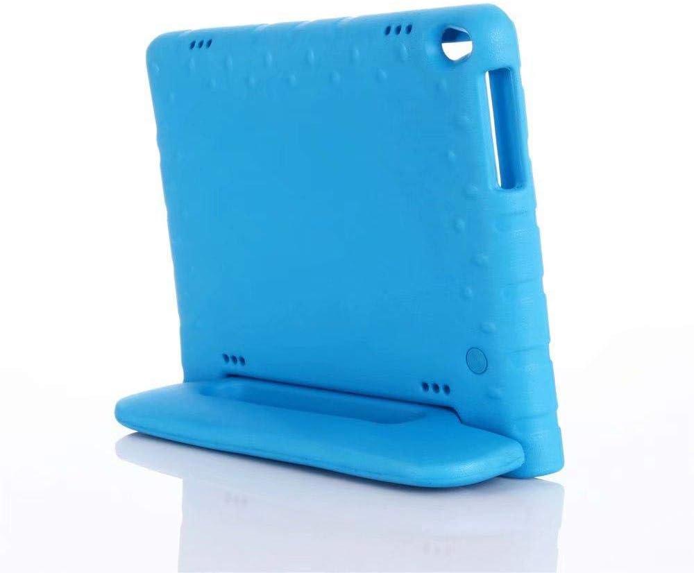 Custodia per bambini antiurto per Lenovo Tab P10 TB-X705L TB-X705F 10.1 Cover EVA Funda Tablet Stand per Lenovo M10 TB-X605L TB-X605F-Rosa rossa