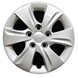 OEM Genuine Hyundai Wheel Cover - Professionally Refinished Like New - 15in Replacement Hubcap Fits 2012-2016 Elantra