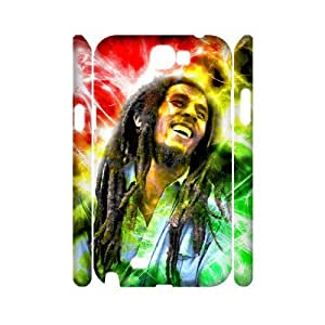 PCSTORE Phone Case Of Bob Marley For Samsung Galaxy Note 2 N7100