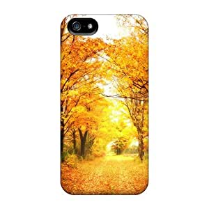 Hot Snap-on Fall Fantasy Hard Cover Case/ Protective Case For Iphone 5/5s