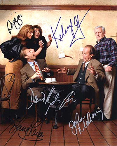 FRASIER - Reprint 8x10 inch Photograph - TV SHOW SITCOM SERIES Kelsey Grammer Jane Leeves David Hyde Pierce Peri Gilpin John Mahoney