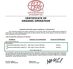 Argan Oil 100% Usda Natural Organic (4oz) Virgin Cold Pressed Moroccan Oil Multipurpose for Hair, Face, Skin and Nails Moisturizing Hair Oil Vitamin E