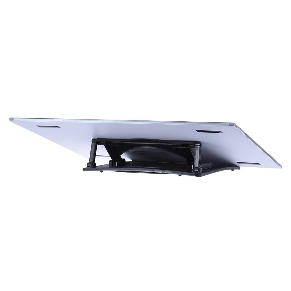 24 centimetri da 15 pollici LED stencil artist Tattoo tavolo da disegno Tracing tabella di visualizzazione Light Box Pad LED Copy Consiglio Untra-sottile design A4-DW-K Aibecy A4 35,2
