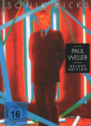 Sonik Kicks (Deluxe Hardback Book Edition) by Paul Weller (2012-03-26) - Fish Hardback