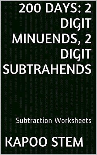 Subtraction Worksheets » Subtraction Worksheets Using Column ...