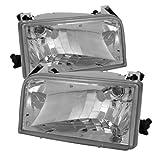 Spyder Auto HD-JH-FB92-E Crystal Headlight