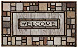 Mohawk Home Doorscapes Drifted Nature Mat, 1'6x2'6, Multi