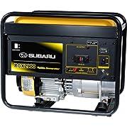 Subaru RGX2900 Industrial Power Generator, EX17, 6 HP Subaru OHC Engine, 2900-watt