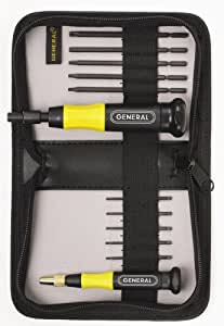 General Tools 67351  10-Piece Torx Screwdriver Set