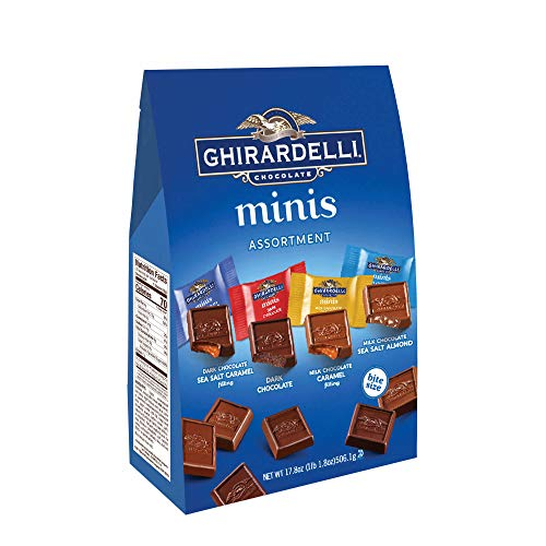 (Ghirardelli Chocolate Minis Assortment, 17.8 Ounce)